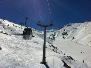 Sierra Nevada ski resort (Gary Tapp)