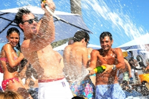 Sintillate Champagne Parties!
