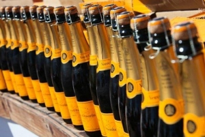 Veuve Clicquot record sales! (Gary Tapp)