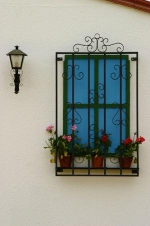 village window
