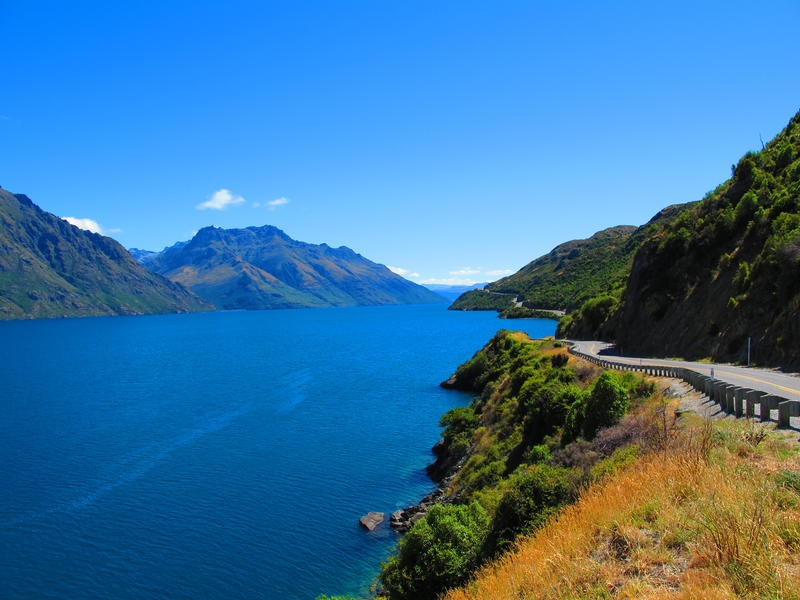 Less than an hour from Queenstown