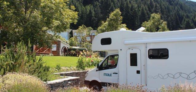 Queenstown Camping