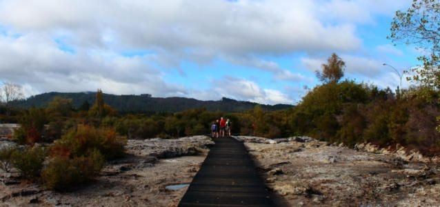 Rotorua Walkway