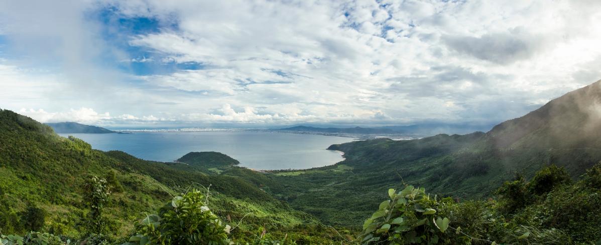 Peace and beauty around the Hai Van Pass