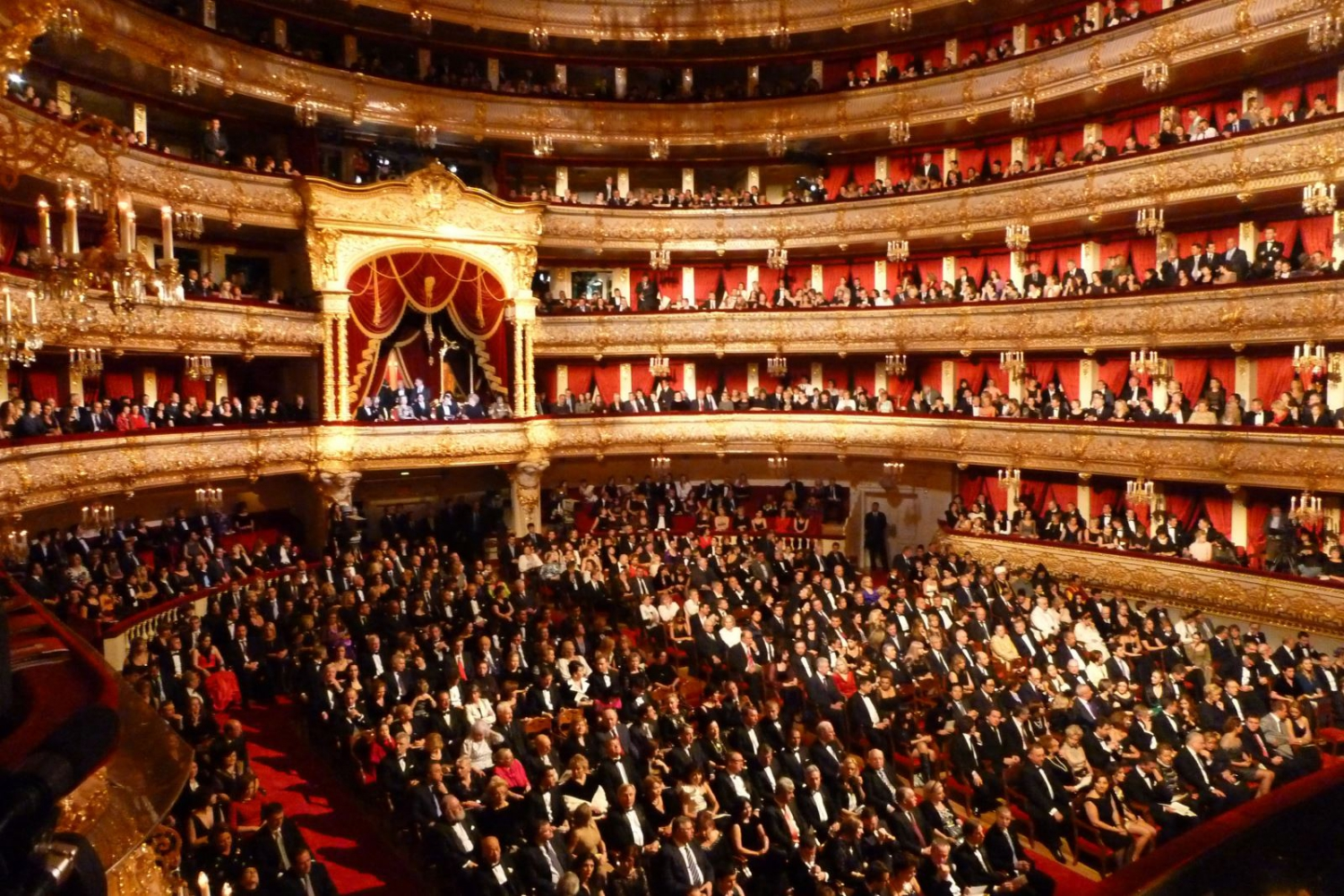 Bolshoi Theater: where is it located, address, opening hours 21