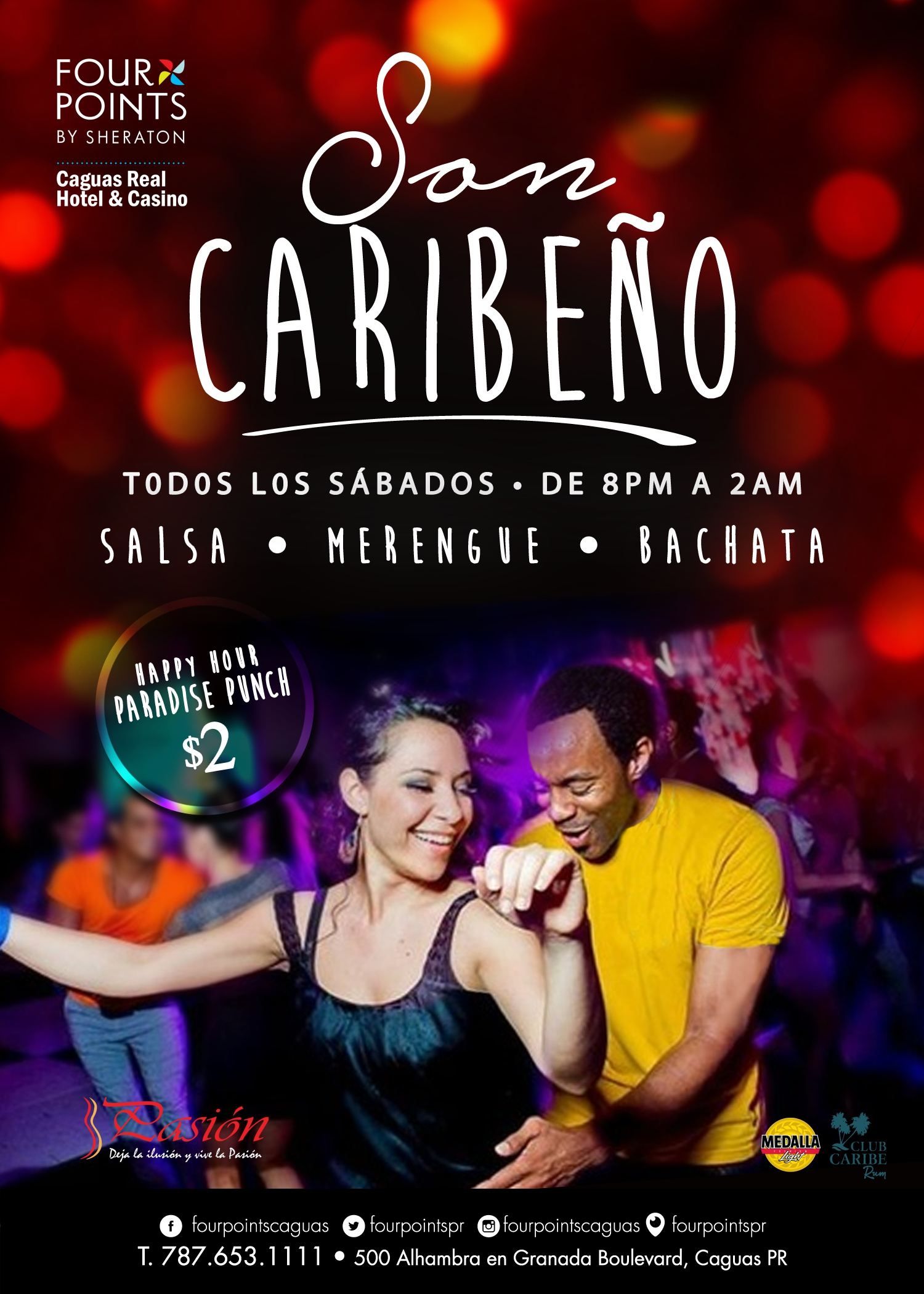 son_caribeño_flyer