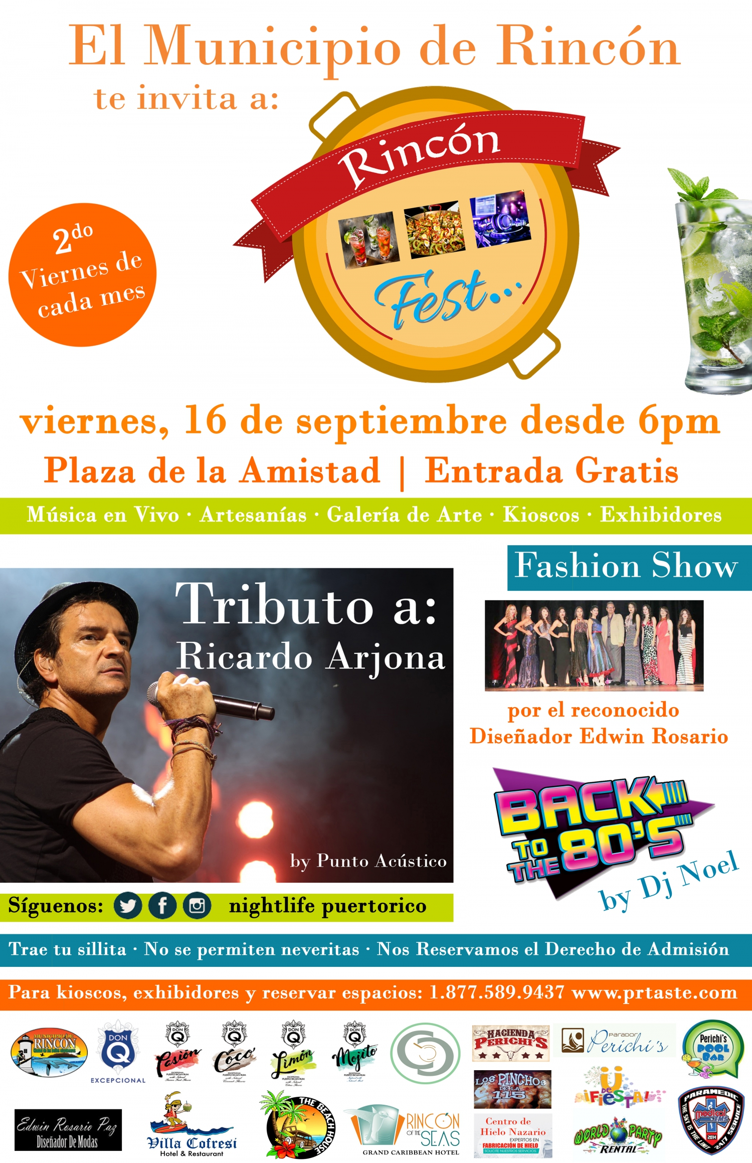 rincón_mojito_fest_flyer