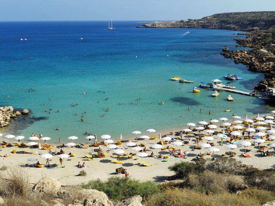 Worksheet. Beaches in Ayia Napa and Protaras  My Guide Cyprus