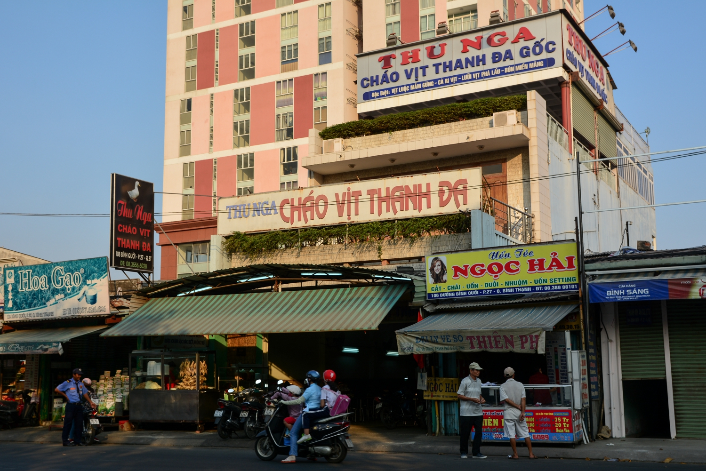 Chao Vit Thanh Da Thu Nga