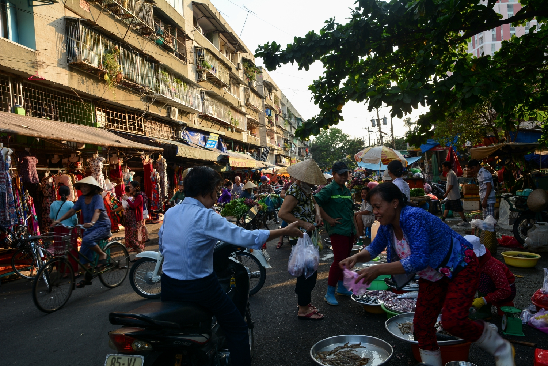 Thanh Da Condominiums