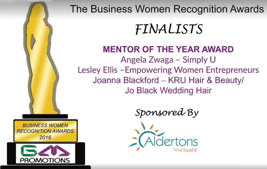 Business awards finalists in Spain