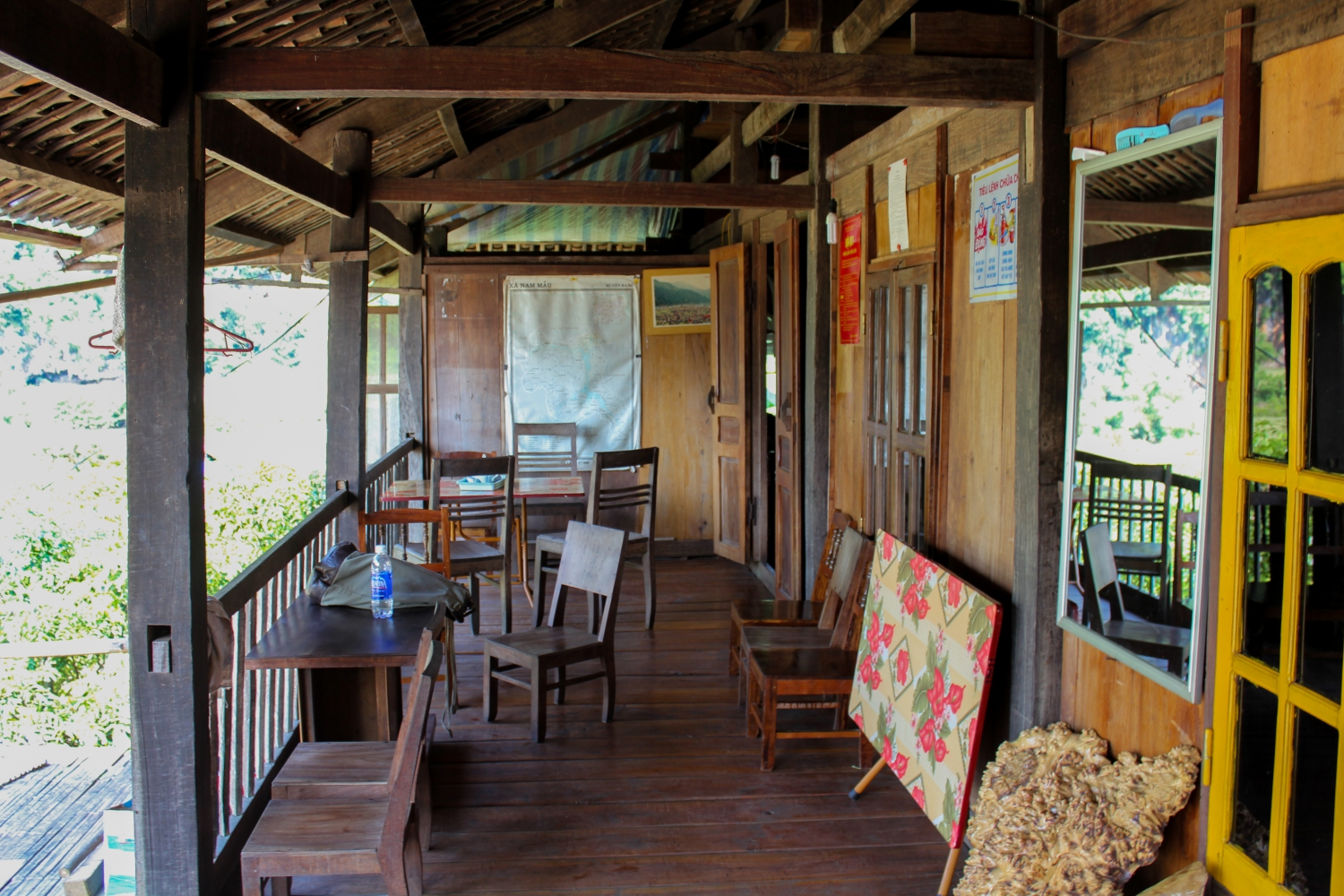 Intimate homestay experience