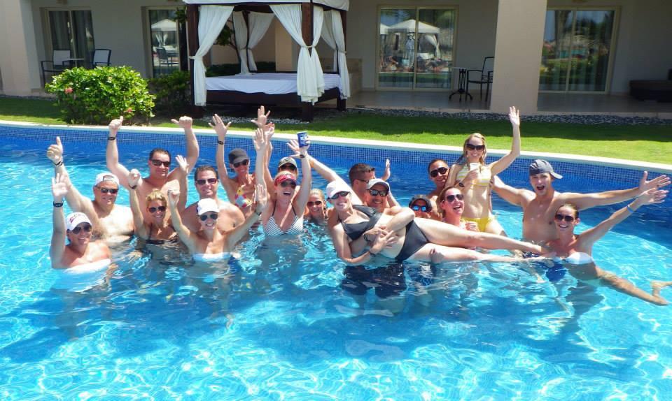 Pool Parties In Marbella My Guide Marbella