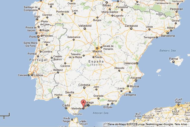 Where is Marbella My Guide Marbella