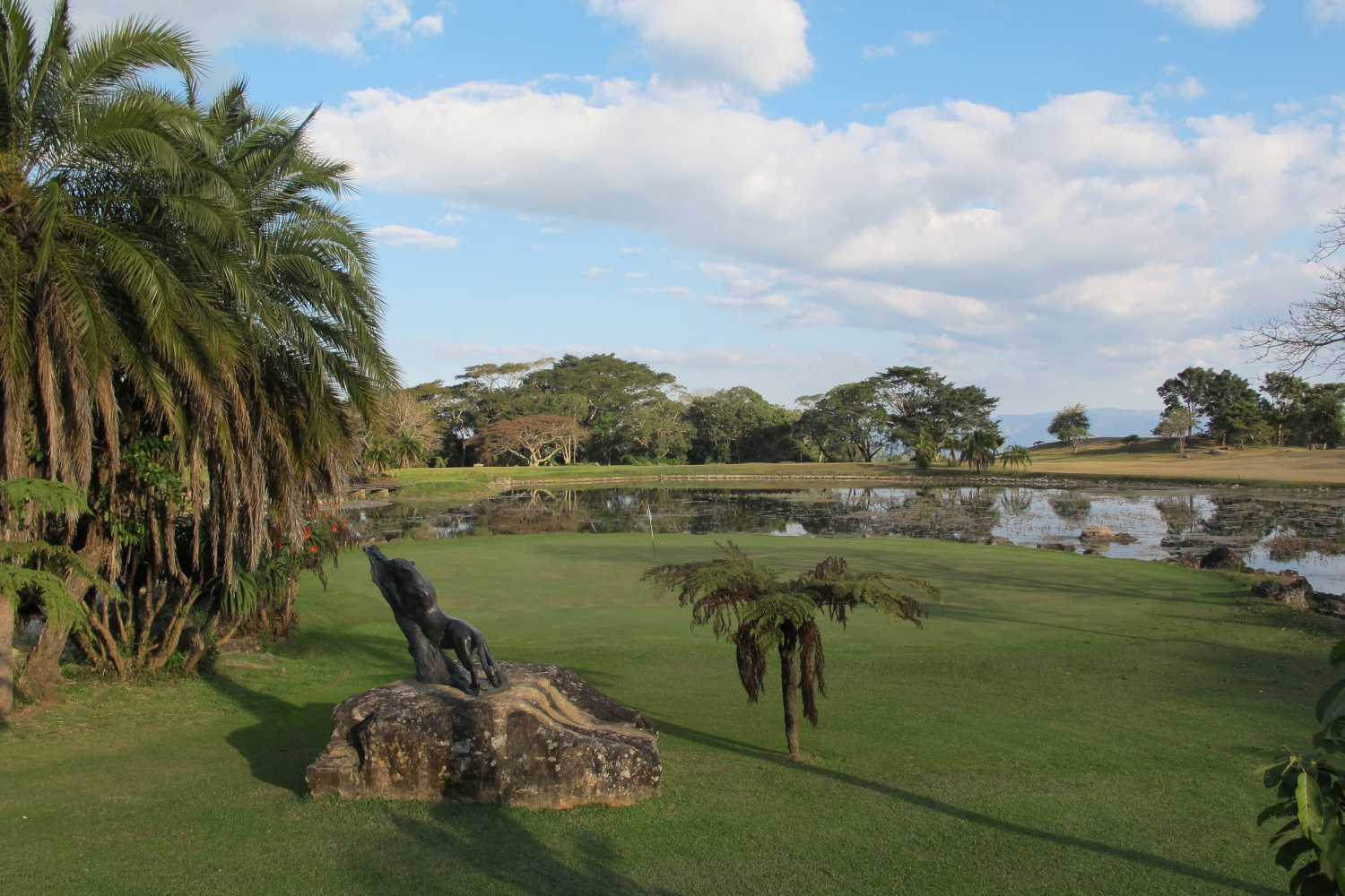 Leopard Rock Hotel Golf Course