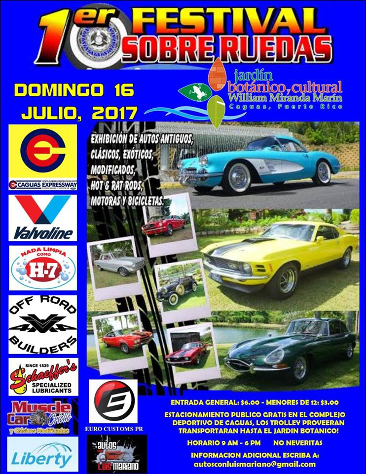 festival sobre ruedas event in Puerto Rico