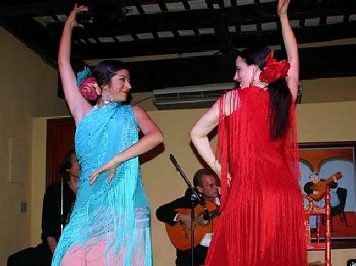 flamenco dancers, things to do in old san juan