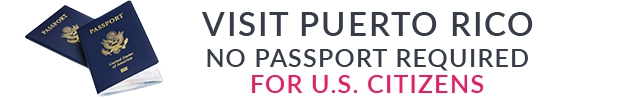 puerto rico airports, no passport required for u.s. citizens