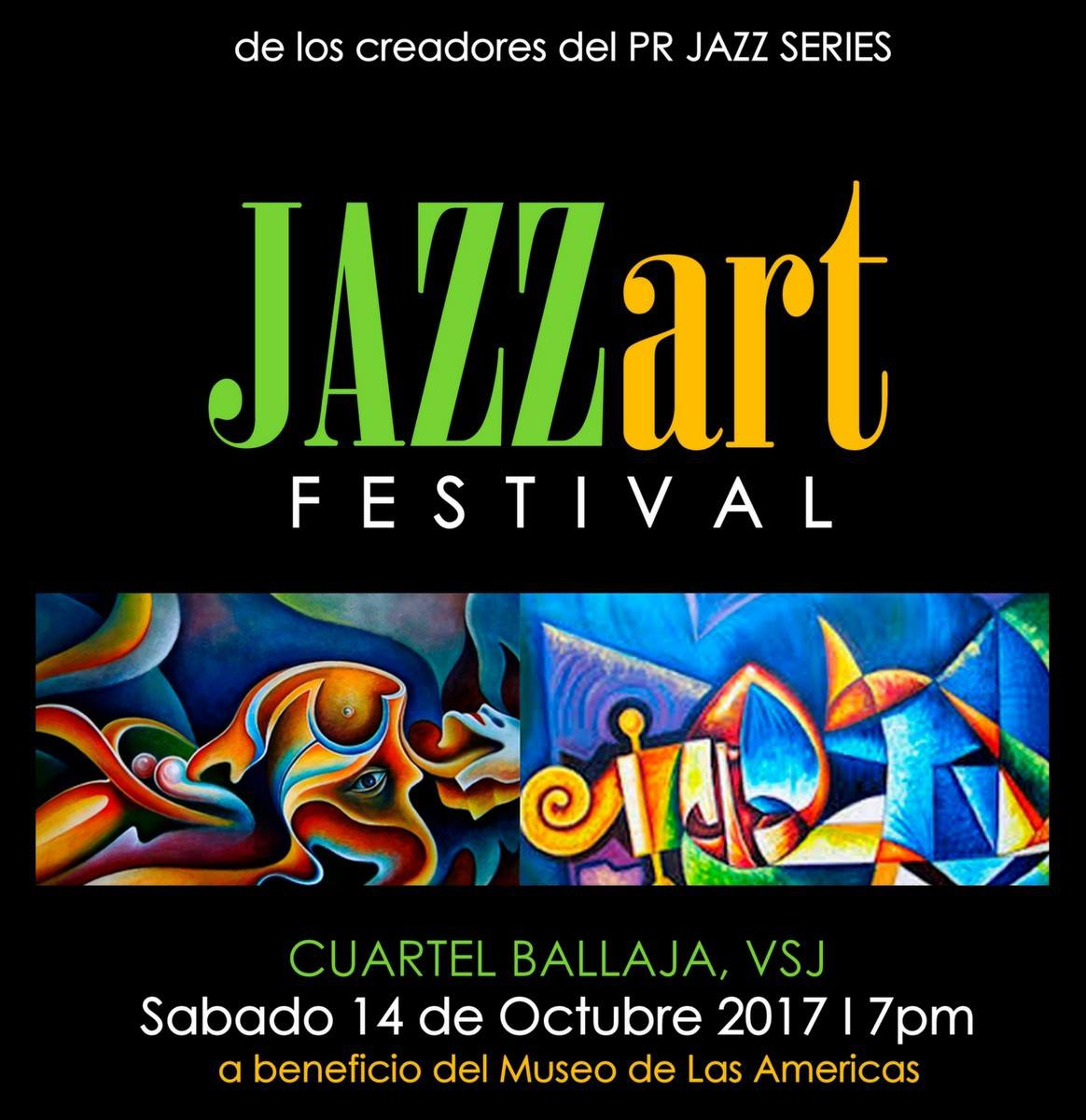 jazz art, culinary and music event in san juan, puerto rico