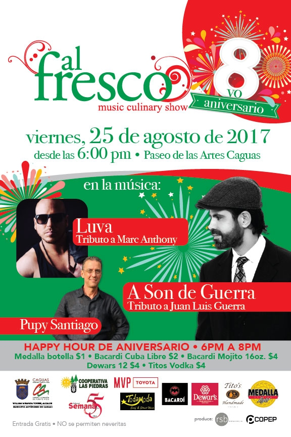 music and food festival in caguas puerto rico