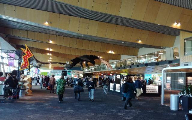 Thrifty Car Rental Wellington Airport