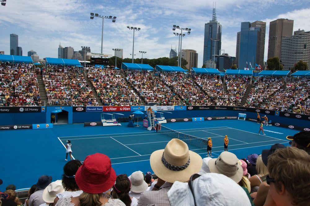 "Australian Open - <a href=""http://www.shutterstock.com/gallery-288727p1.html?cr=00&pl=edit-00"">arvzdix</a> / <a href=""http://www.shutterstock.com/?cr=00&pl=edit-00"">Shutterstock.com</a>"