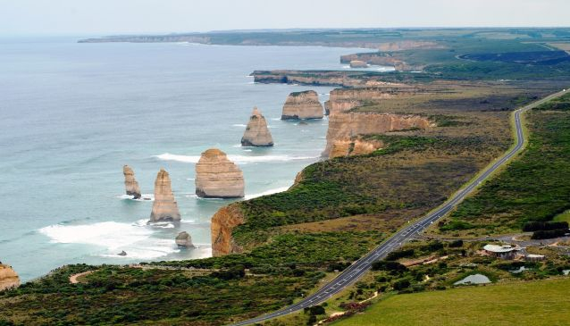 Exploring the Great Ocean Road by Campervan