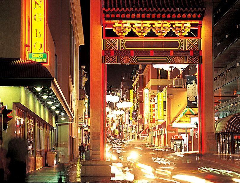 Chinatown by David Hannah