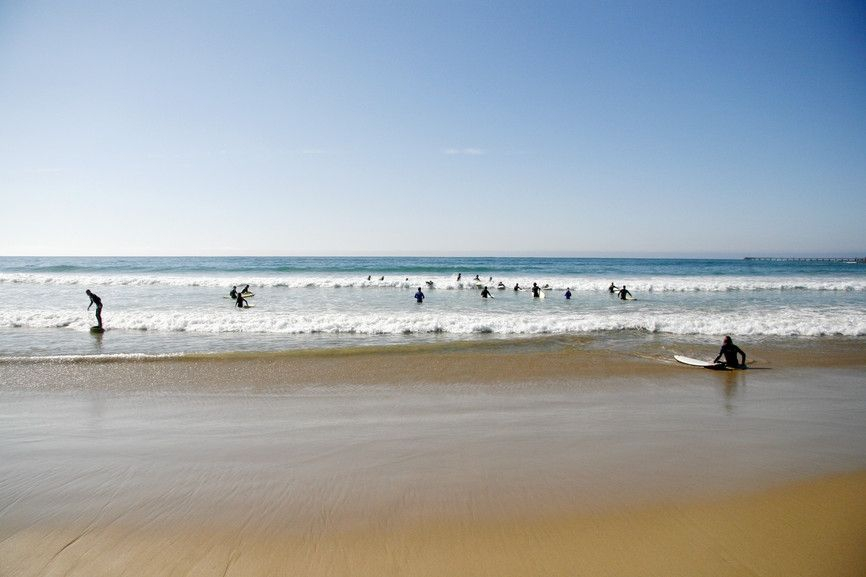 Surf School Lorne : Photo by A Paoli