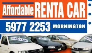 Affordable Renta Car - Mornington