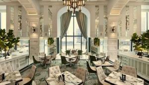 Conservatory Restaurant, Crown Complex
