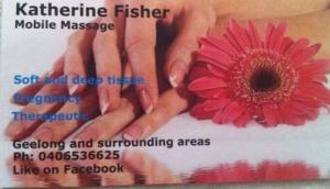 Katherine Fisher Mobile Massage