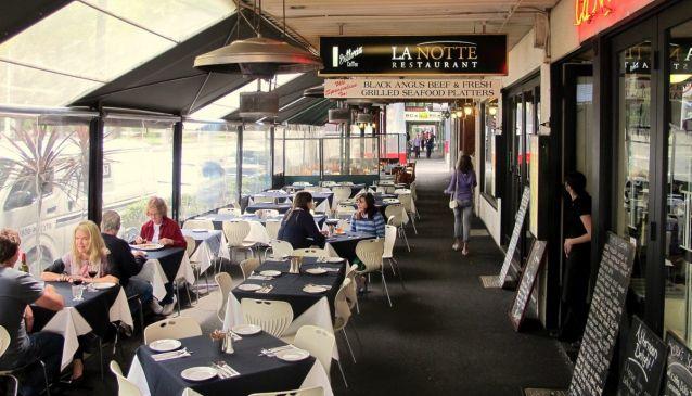 Thai Restaurant Lygon Street Carlton