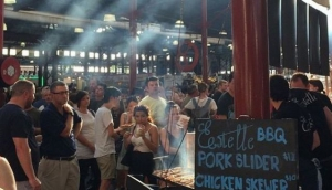 Night Market - QVM