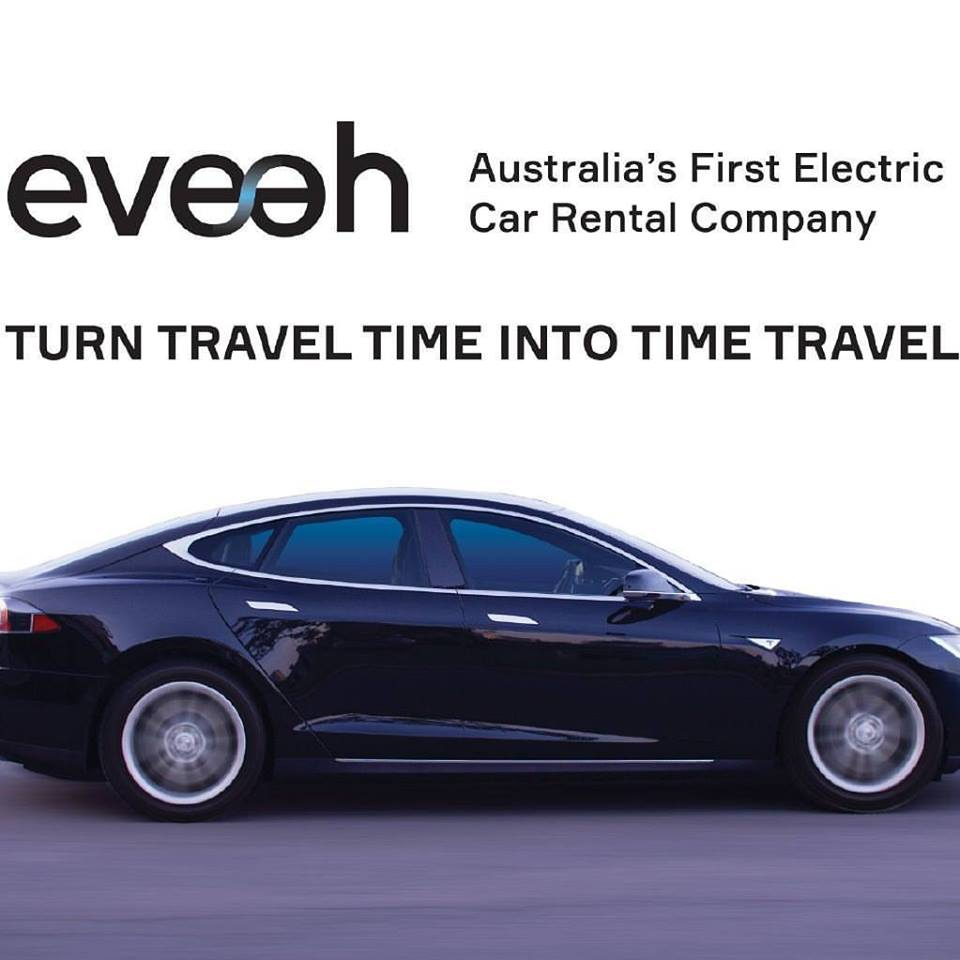Tesla - Eveeh Electric Car Rental