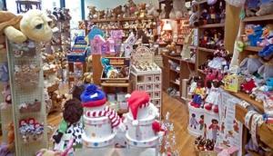 The Teddy Bear Shop