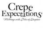 Crepe Expectations - Weddings with Piles of Elegance