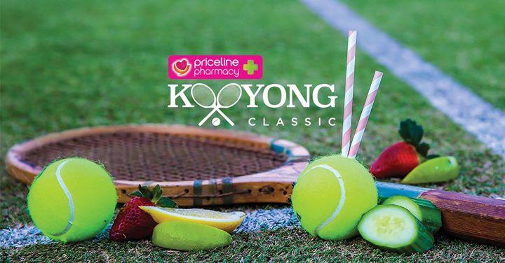 2017 Priceline Pharmacy Kooyong Classic