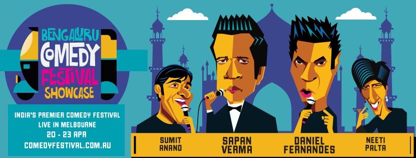 Bengaluru Comedy Festival Showcase