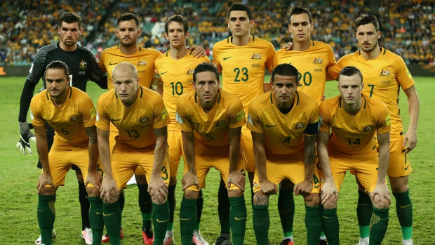 Chevrolet Brasil Global Tour- Brazil v Caltex Socceroos