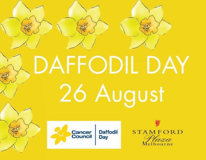 Daffodil Day - Laneway Morning Tea