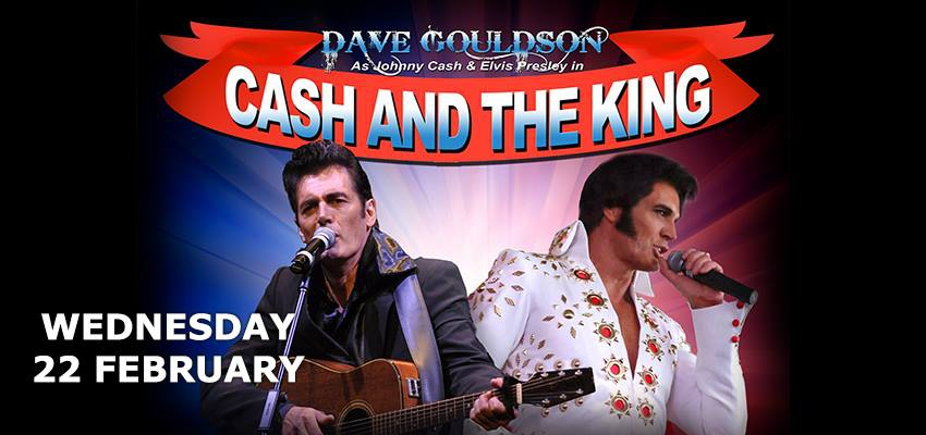 David Gouldson - CASH & THE KING