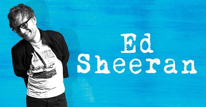 Ed Sheeran • Melbourne • ÷ World Tour