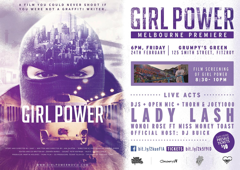 GIRL POWER MOVIE SCREENING