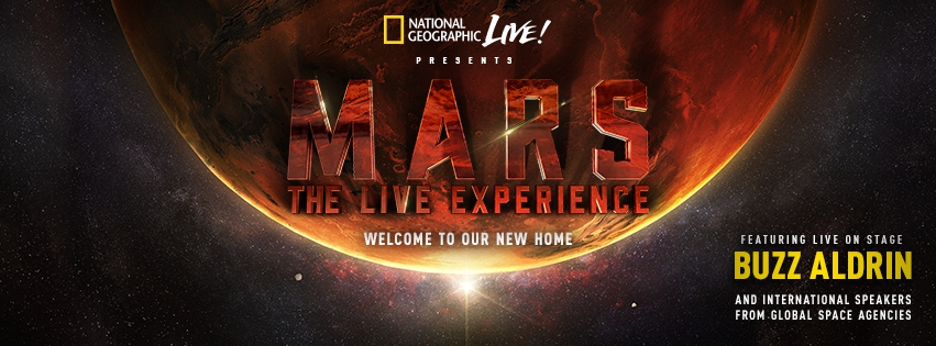 MARS THE LIVE EXPERIENCE