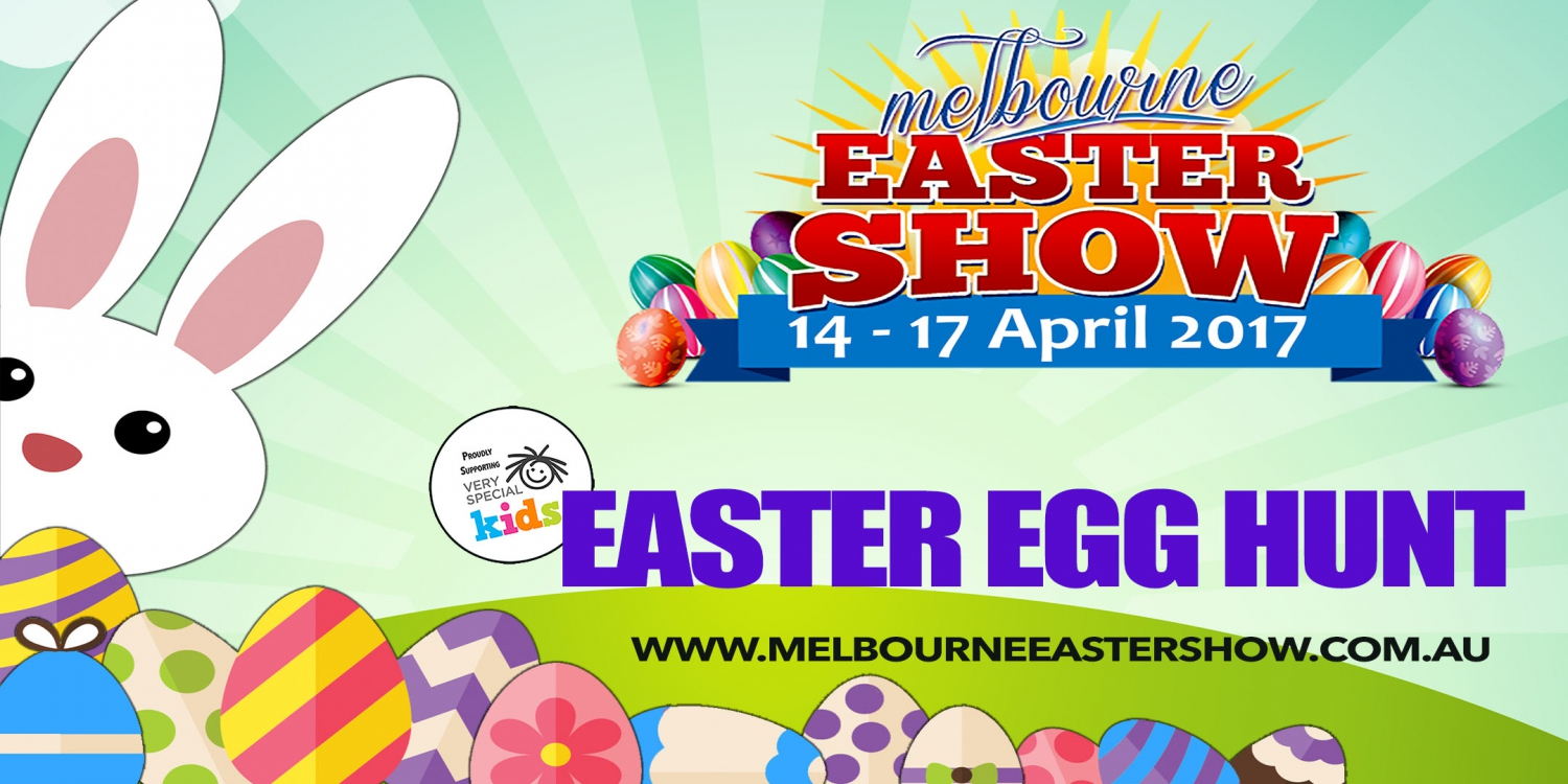 Melbourne Easter Egg Hunt