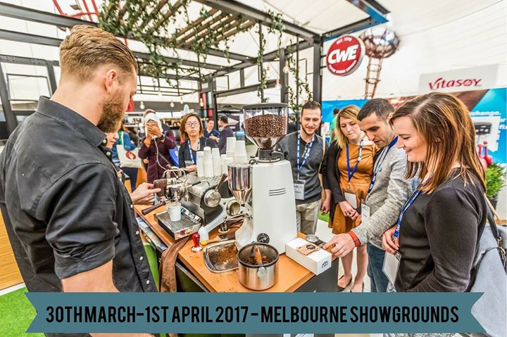 Melbourne International Coffee Expo (MICE2017)