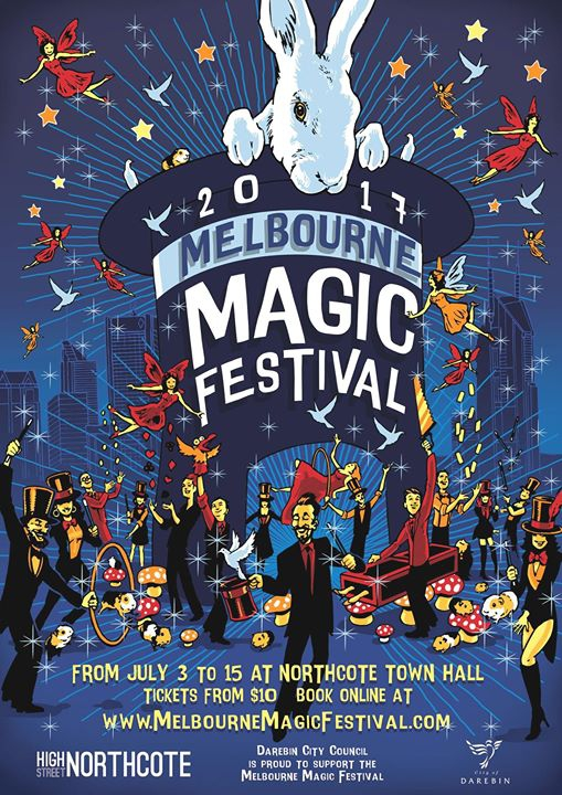 Melbourne Magic Festival