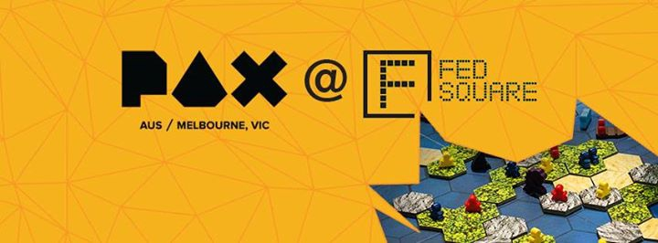 PAX Aus at Federation Square