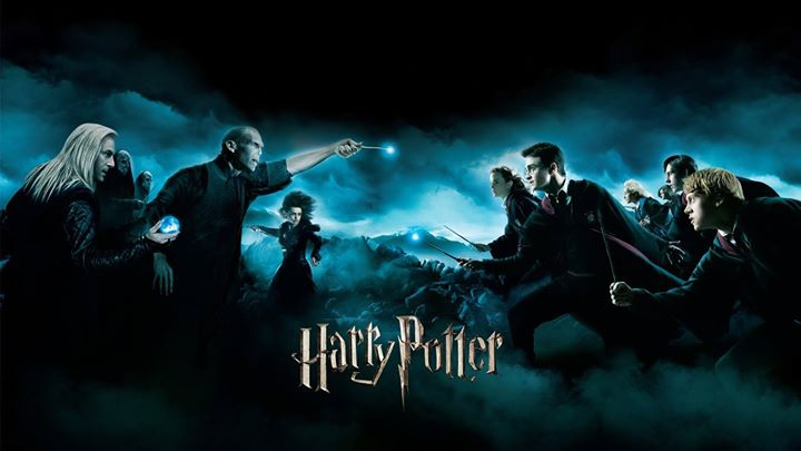 PotterFest - A Harry Potter Marathon